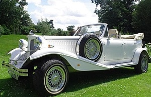 Classic Wedding Cars for hire - SCN Occasion Cars
